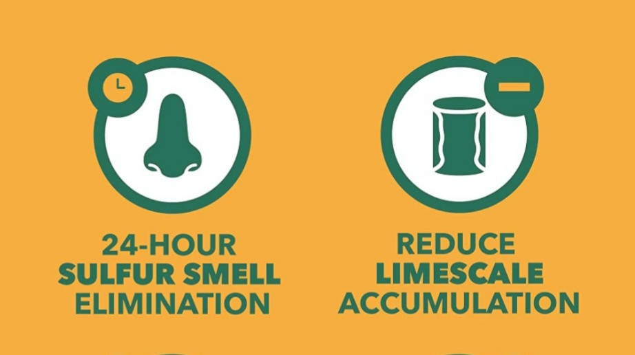 Eliminate Sulfer Smell in 24 Hours